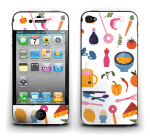 A table ! Skin IPhone 4/4s