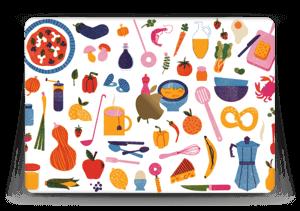Hungry? Skin MacBook 12