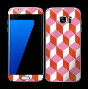 Platten Skin Galaxy S7 Edge