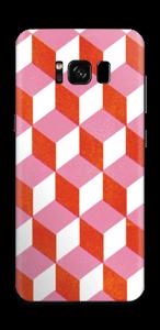Platten Skin Galaxy S8