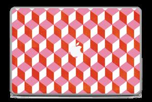"Cubes Skin MacBook Pro 17"" -2015"