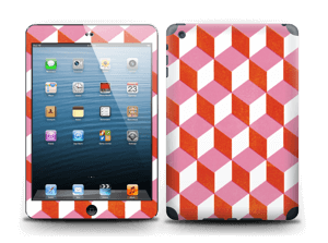 Cubes Skin IPad mini 2