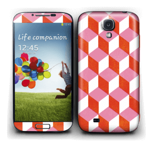 Tiles Skin Galaxy S4