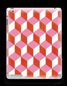 Cubes Skin IPad 4/3/2