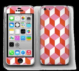 Cubes Skin IPhone 5c