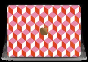 "Cubes Skin MacBook 12"""