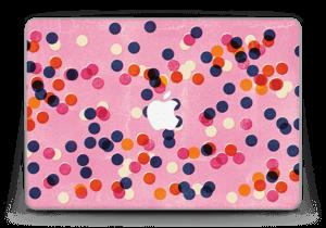 "Punkte Skin MacBook Pro Retina 13"" 2015"