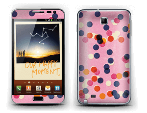 Dots Skin Galaxy Note