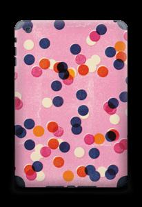 Dots Skin IPad mini 2 back