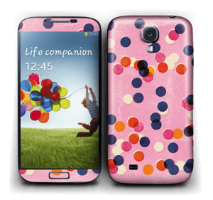 Prickar Skin Galaxy S4
