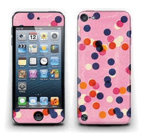Punkte Skin IPod Touch 5th Gen