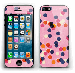 Dots Skin IPhone 5s
