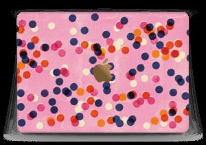 Dots Skin MacBook 12