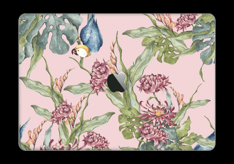 """Natur & en papegoja  Skin MacBook Pro 13"""" 2016-"""