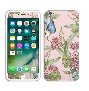 Nature & Perroquet  Skin IPhone 6 Plus