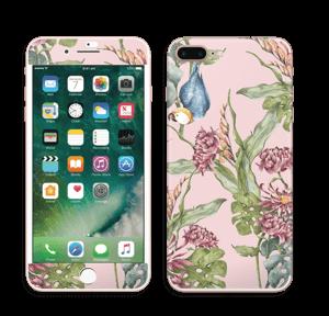 Nature & Perroquet  Skin IPhone 7 Plus