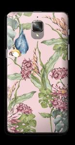 Nature & Perroquet  Skin OnePlus 3T