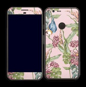 Nature & Perroquet  Skin Pixel XL