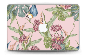 Natur og papegøye Skin MacBook Air 11""