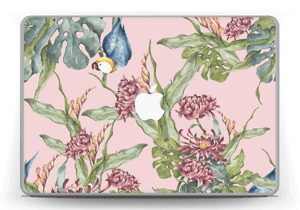 "Natur og papegøye Skin MacBook Pro 13"" -2015"