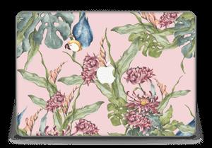 "Nature & parrot Skin MacBook Pro Retina 15"" 2015"