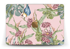 "Natur og papegøye Skin MacBook 12"""