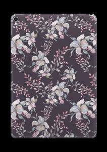 Fleurs & Violet  Skin IPad Pro 10.5