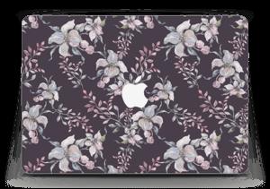 """Purple & flowers  Skin MacBook Air 13"""""""