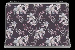 Purple & flowers  Skin Laptop 15.6