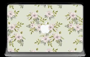 """Flowers in light pink   Skin MacBook Air 11"""""""