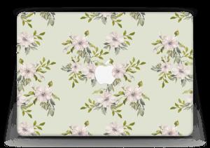"""Flowers in light pink   Skin MacBook Air 13"""""""