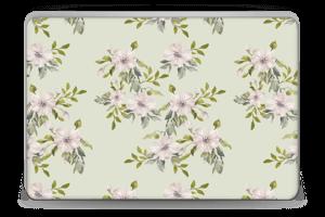 Flowers in light pink   Skin Laptop 15.6