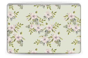 Flowers in pink   Skin Laptop 15.6