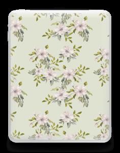 Flowers in pink   Skin IPad 1