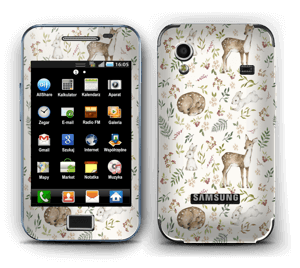 Nature & Animaux   Skin Galaxy Ace