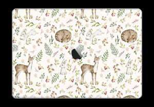 "Natur og dyr Skin MacBook Pro 15"" 2016-"