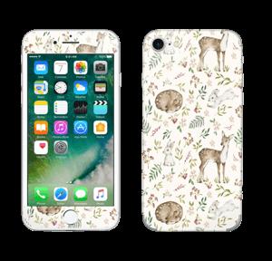 Dier en natuur in 1   Skin IPhone 7