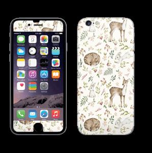 Natur og dyr Skin IPhone 6/6s