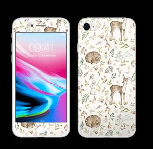 Natur og dyr Skin IPhone 8