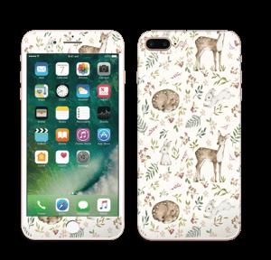 Natur og dyr Skin IPhone 7 Plus