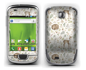 Natur og dyr Skin Galaxy Mini
