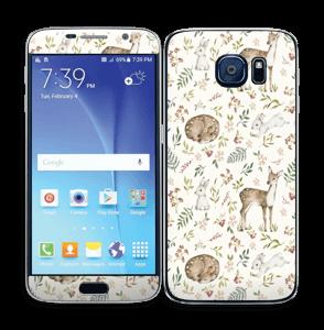 Nature & Animaux   Skin Galaxy S6
