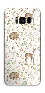 Nature & Animaux   Skin Galaxy S8