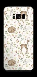 Nature & Animaux   Skin Galaxy S8 Plus