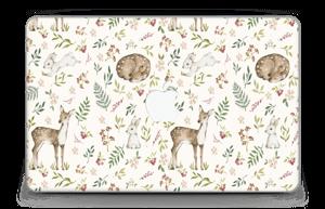 "Lovely nature   Skin MacBook Air 11"""