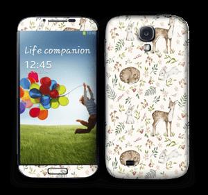 Natur & djur i ett   Skin Galaxy S4