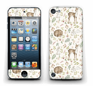 Nature Skin IPod Touch 5th Gen