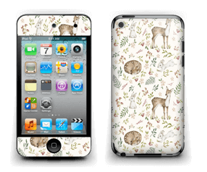 Nature Skin IPod Touch 4th Gen