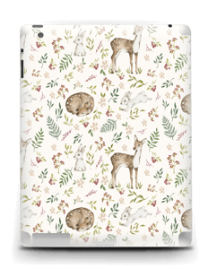 Nature & Animaux   Skin IPad 4/3/2