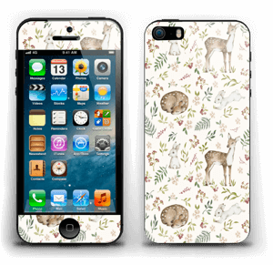 Lovely nature   Skin IPhone 5s